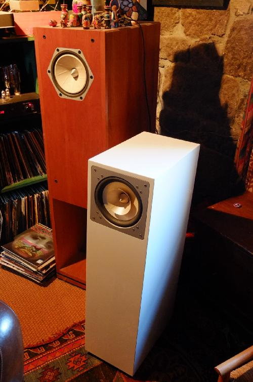 Review Cube Audio Bliss A Loudspeaker
