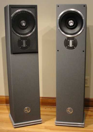Review Zu Audio Essence Loudspeakers  English