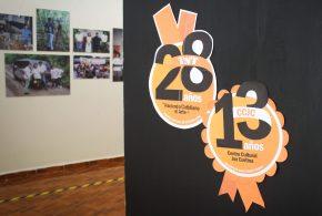 TNT llega a sus 28 años de trabajo junto a 13 años de apertura del Centro Cultural Jon Cortina.