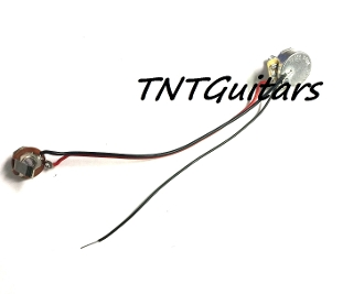 1V One Pickup Wiring Harness ~ Standard