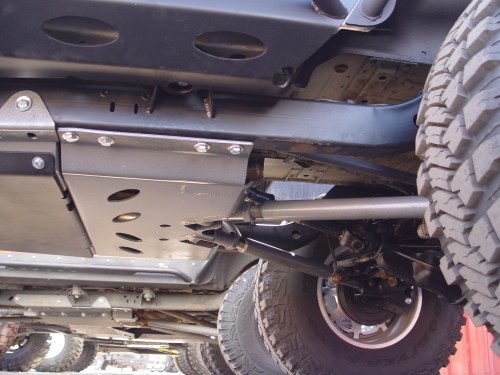 small resolution of tnt jeep lj long arm suspension upgrade high clearance crossmember