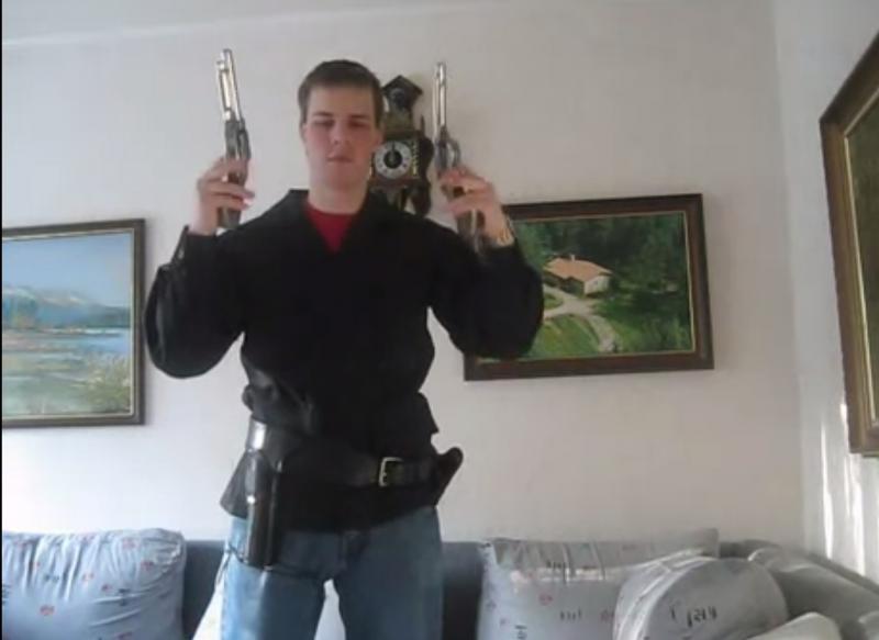 Best 3d Digital Wallpapers Video Finnish Gun Spinner Posts Clip On Youtube Goes