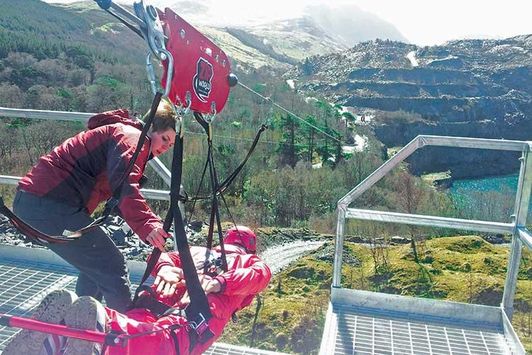 4 man zip wire wales battery wiring diagram for yamaha golf cart on a tnt soars down the longest in northern dares to soar hemisphere