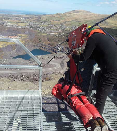 4 man zip wire wales fishbone diagram template health care on a tnt soars down the longest in northern but these have all just been warm ups for main event and it s now time to make my way past stunning mount snowdon world