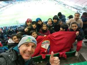 Iniziative allo stadio gratis con l'Inter