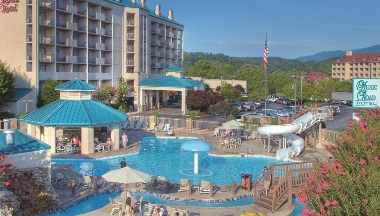 Music Road Resort Hotel In Pigeon Forge Tn - Tennessee