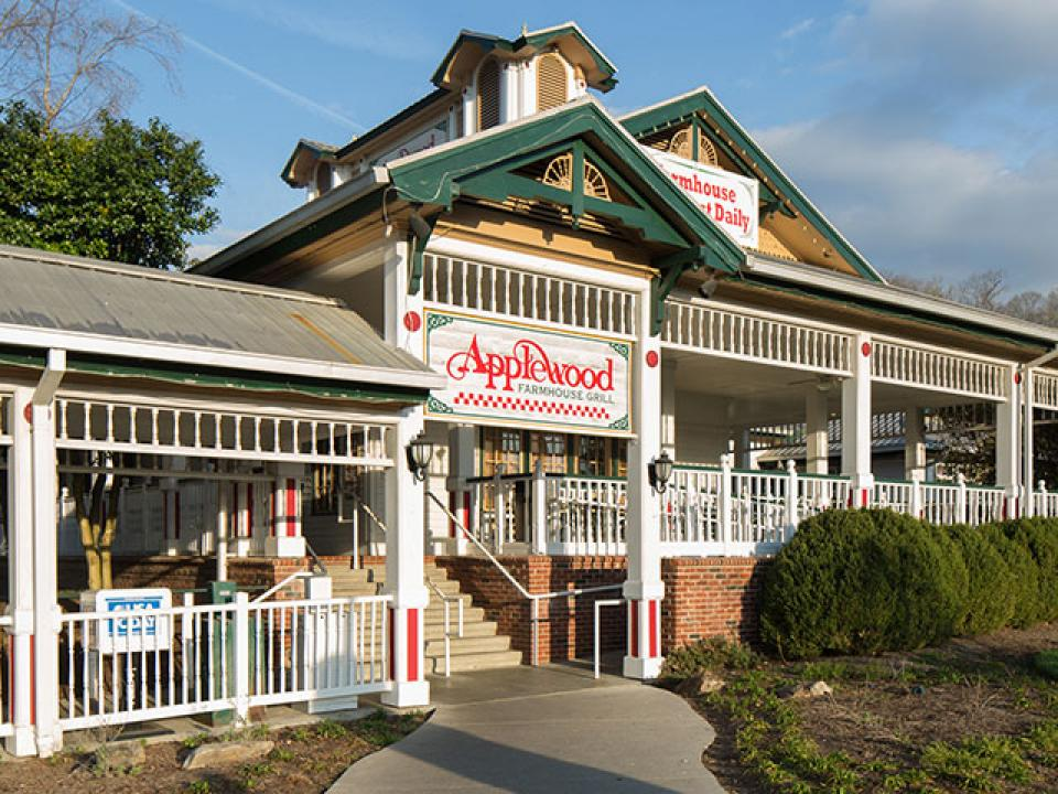Applewood Farmhouse Grill In Sevierville TN Tennessee