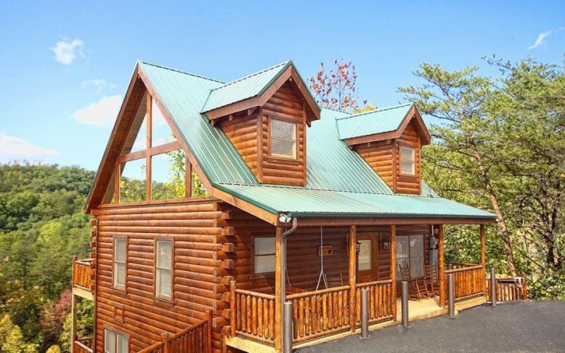Cabins USA in Pigeon Forge TN  Tennessee Vacation