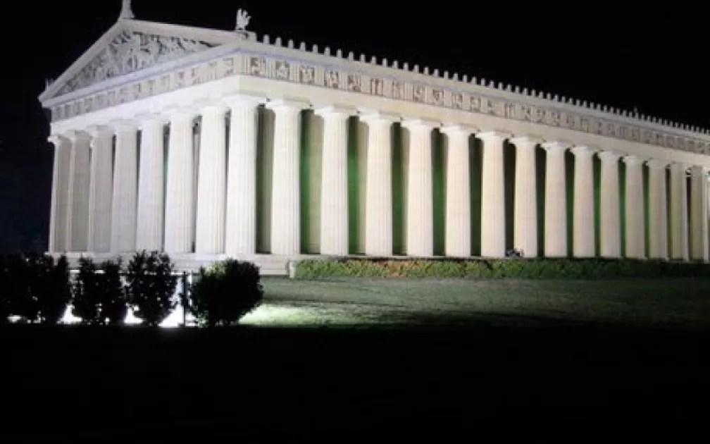 The Parthenon in Nashville TN  Tennessee Vacation