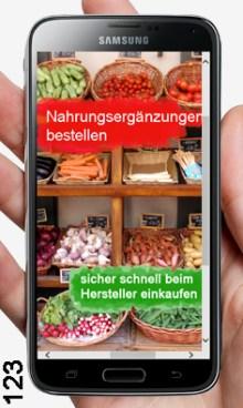Nahrungsergänzungen online bestellen