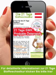 Stoffwechselkur Paket Österreich bestellen
