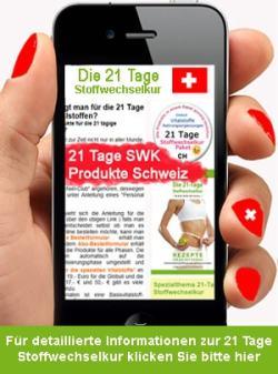 Stoffwechselkur Paket in der Schweiz bestellen