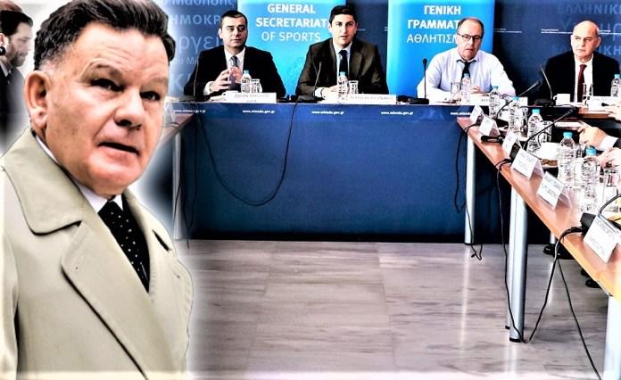 Βόμβες Κούγια σε Λάκοβιτς, Αυγενάκη: «Εγκληματικές οργανώσεις αγοράζουν Ενώσεις με μπράβους και βαλίτσες, για να ελέγχουν τη διαιτησία»   to10.gr