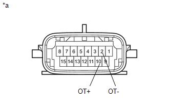 Toyota 4Runner: Transmission Fluid Temperature Sensor