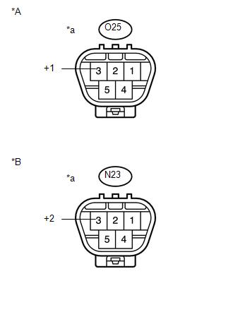 Toyota 4Runner: Short to GND in Hall Effect Sensor Power