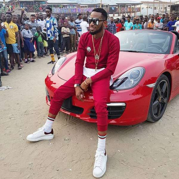 """Oshozondi"" Was A Contestant On My Platform Before It Became A Hit – D'banj"
