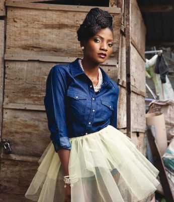"""""""You're Full Of Sh*t""""-Simi Blasts Doubters Of Miss DSF In Taxify Driver Saga"""