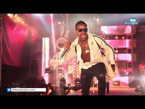 What Happened To Small Doctor @ Dj Kaywise JOOR Concert 3, The Moment He Attempted To Spray Money || Watch