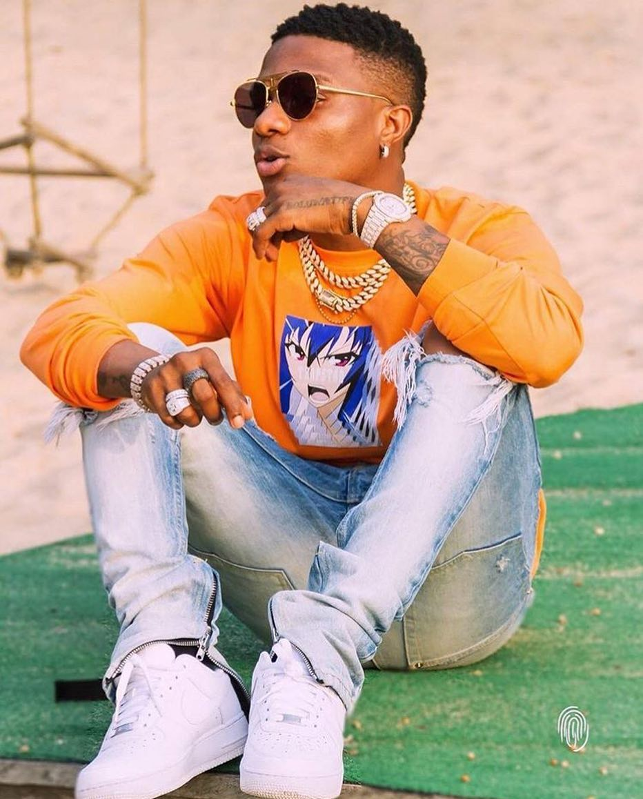 Wizkid FC Star Boy Becomes First African Music Fan Base To Have An Official Jersey