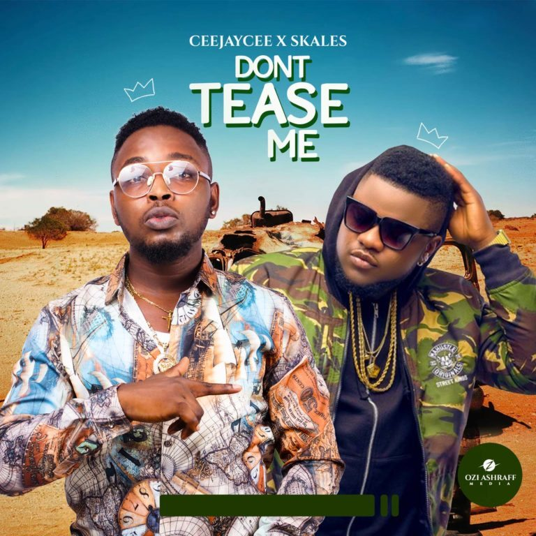 AUDIO & VIDEO : CeeJayCee – Don't Tease Me (Remix) ft. Skales