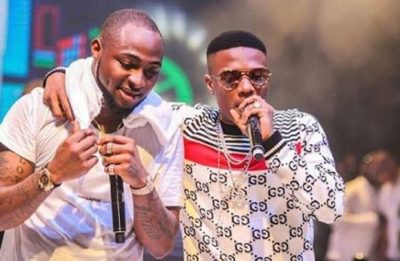Wizkid Gives Davido Some Pieces Of Advises Against Social Media Fight