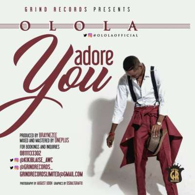 Audio & Video: Olola – Adore You