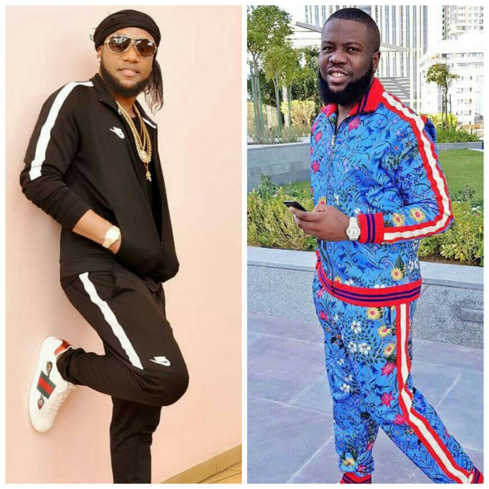 'KCee Borrowed Money To Buy Cars, I Can Proof It' – Hushpuppi || WATCH