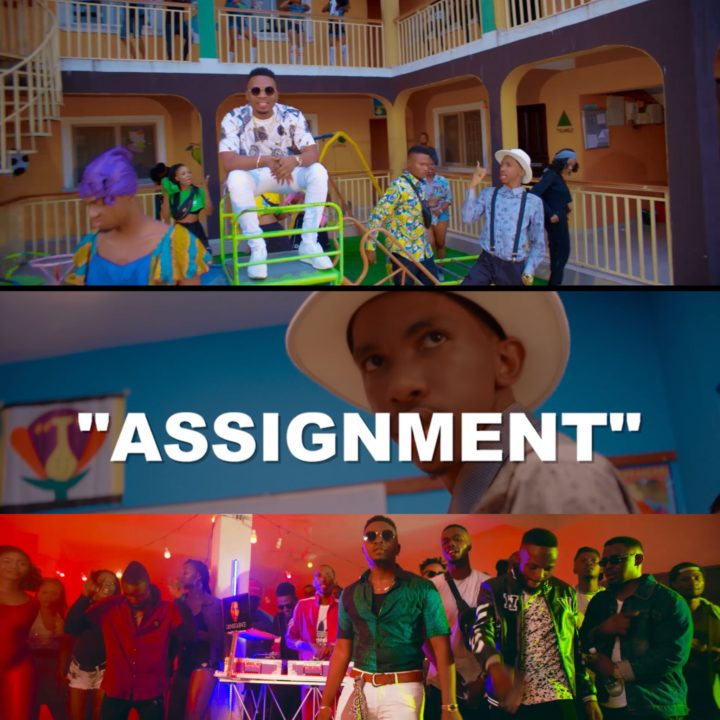 "VIDEO : DJ Consequence & Olamide – ""Assignment"""