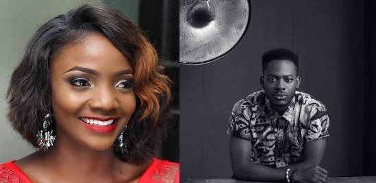 Adekunle Gold  Reacts Toward Simi Over Her Comment On His New Hairdo -
