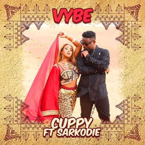 VIDEO: Dj Cuppy ft. Sarkodie – Vybe