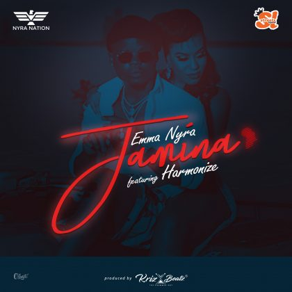 AUDIO & VIDEO: Emma Nyra ft. Harmonize - Jamina (Remix)