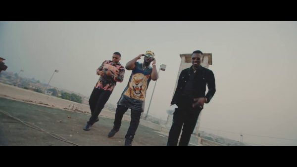 VIDEO: Larry Gaaga  ft. Wande Coal & Baseone - Sho Ja