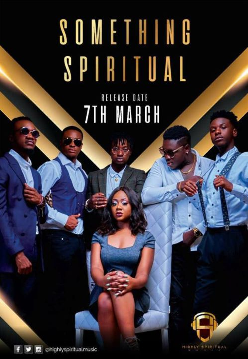 King Maaga, Mr Drew, Yaw Berk, Krymi, Rashelle Blue & Kurl Song – Something Spiritual