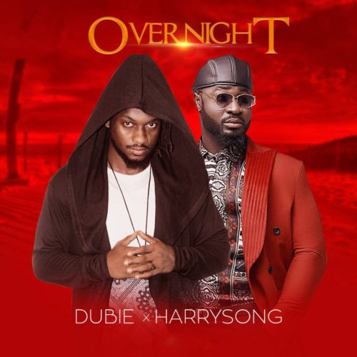 AUDIO & VIDEO: Dubie ft. Harrysong – Over Night
