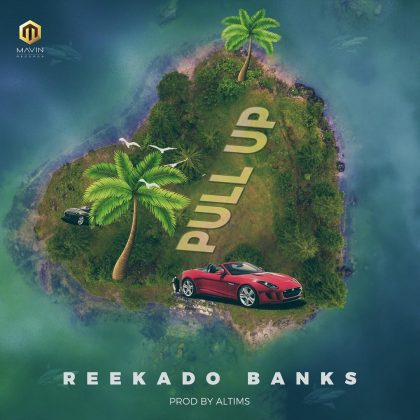 Reekado Banks – Pull Up (Prod. By Altims)