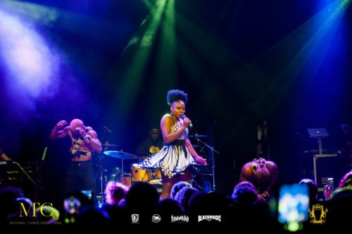 "Yemi Alade Sells Out & Rocks O2 Academy for ""Black Magic"" Tour"
