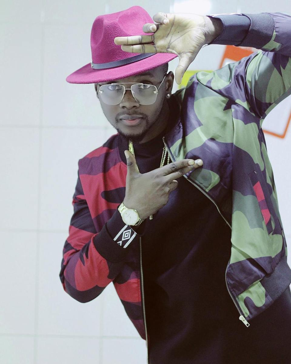 Kiss Daniel Changes His Stage Name