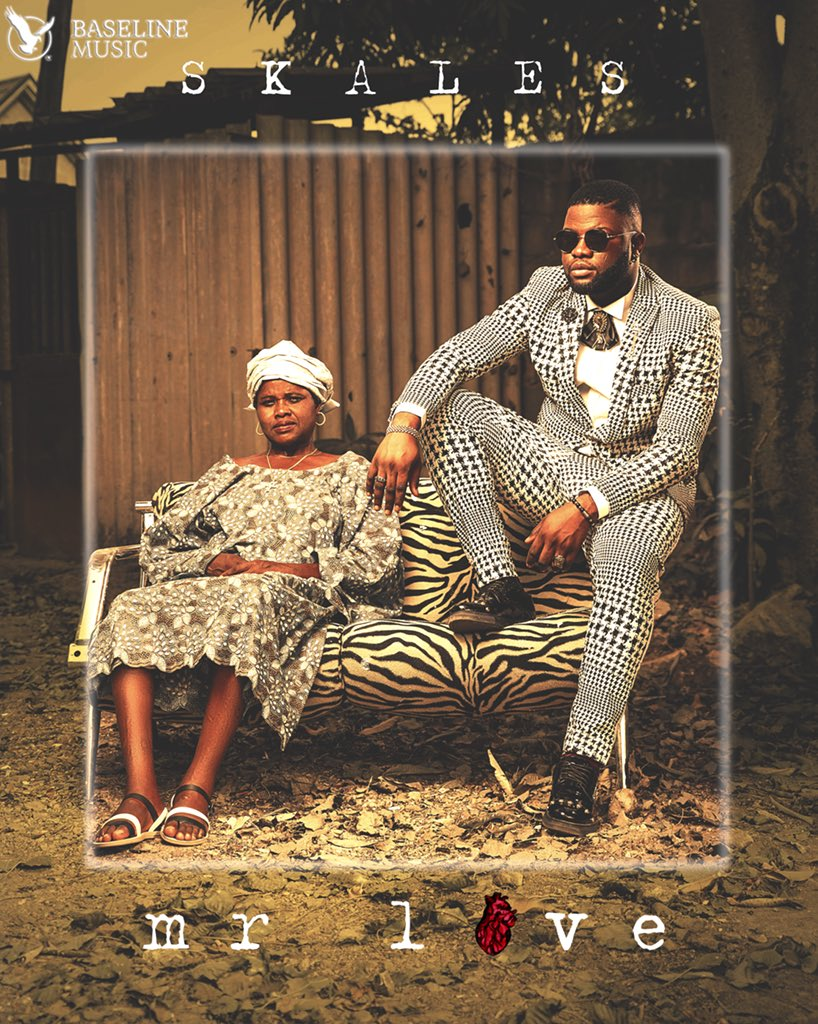 "Skales Unveil Tracklist & Release Date To ""Mr Love"" Album"