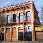 Heritage Building - Victoria BC Canada