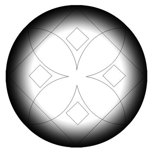 Shaded Mandala Drawing Exercise Part One Carol S