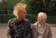man-talks-to-older-lady