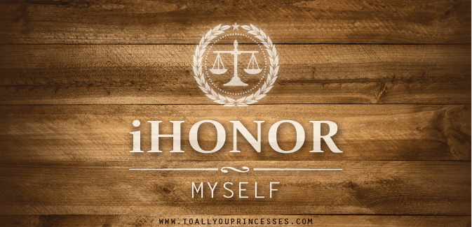 iHonor Series: iHonor Myself