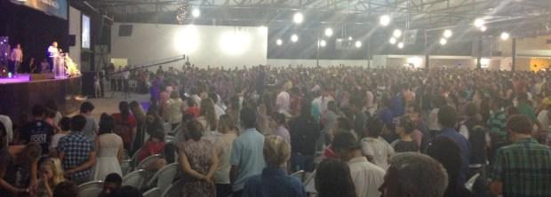Igresia em Fortaleza, Brasil