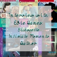Interview with Edie Hanes: Silhouette Intimate Moments Author