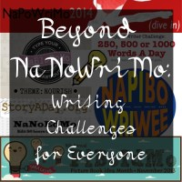 Beyond NaNoWriMo: Writing Challenges for Everyone
