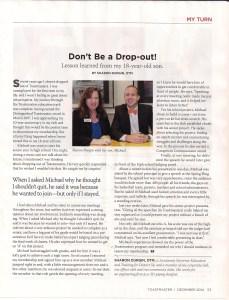 Sharon article