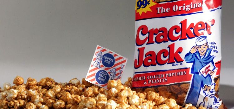 Cracker Jack Origin: It's All About The Prizes