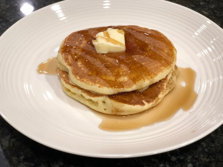 cornmeal griddle cakes vs pancakes