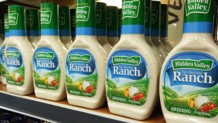 History of Ranch Dressing