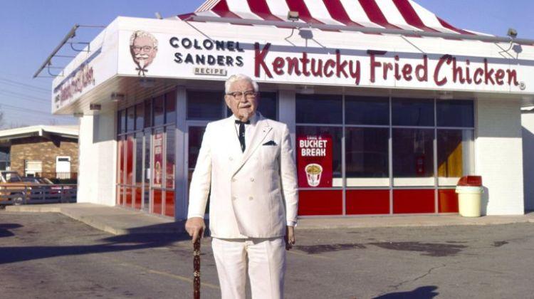 The History of KFC